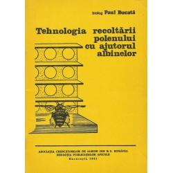 Tehnologia recoltarii polenului cu ajutorul albinelor - Biolog Paul Bucata