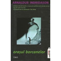 Orasul borcanelor - Arnaldur Indridason