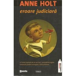 Eroare judiciara - Anne Holt