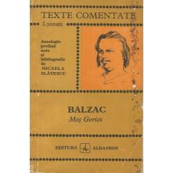 Mos Goriot - Balzac