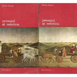 Peisajul si estetica (Vol. 1 + 2) - Rosario Assunto
