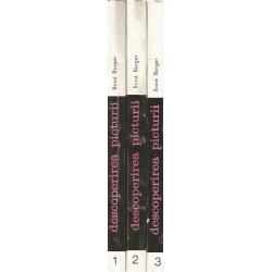 Descoperirea picturii (Vol. 1 + 2 + 3) - Rene Berger