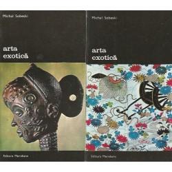 Arta exotica (Vol. 1 + 2) - Michal Sobeski