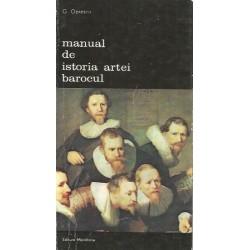 Manual de istoria artei. Barocul - G. Oprescu