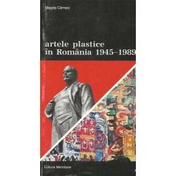 Artele plastice in Romania 1945-1989 - Magda Carneci