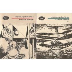 Materia, Spatiul, Timpul In Istoria Filosofiei (vol. 1, 2 )
