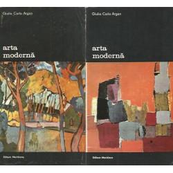 Arta moderna 1770 - 1970 (Vol. 1 + 2) - Giulio Carlo Argan
