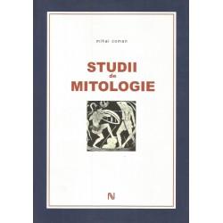 Studii de mitologie - Mihai Coman