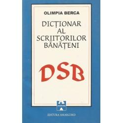 Dictionar al scriitorilor banateni (1940 - 1996) - Olimpia Berca