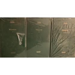 Winnetou - Karl May, Vol. 1+ 2 + 3 (Colectia Adevarul verde, Nr. 32, 33, 34)