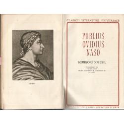 Scrisori din exil - Publius Ovidius Naso