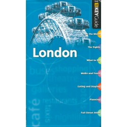 London: The AA Key Guide (AA Key Guides Series)