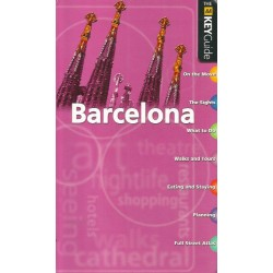Barcelona: The AA Key Guide (AA Key Guides Series)