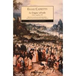 La lengua salvada [Obra completa III] - Elias Canetti