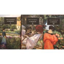 La Medeleni, Vol. 1 + 2 + 3 - Ionel Teodoreanu (Colectia BPT - Jurnalul National, vol. 40, 41, 42)