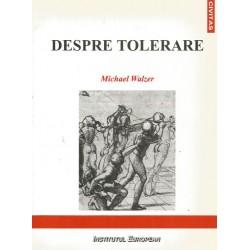 Despre tolerare - Michael Walzer