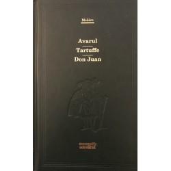 Avarul, Tartuffe, Don Juan - Moliere (Colectia Adevarul verde, Nr. 58)
