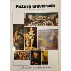 Pictura universala in Muzeul de arta al Republicii Socialiste Romania