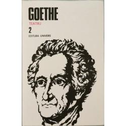 Opere, Vol. 2: Teatru I - Goethe