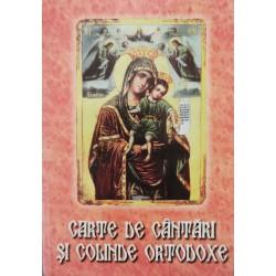 Carte de cantari si colinde ortodoxe
