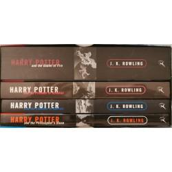 Harry Potter (The Box Set, 4 volume) - J. K. Rowling