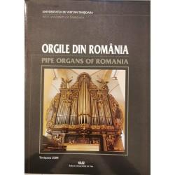 Orgile din Romania / Pipe organs of Romania - Felician Rosca (coord.)