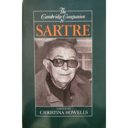 The Cambridge Companion to Sartre - Christina Howells (editor)
