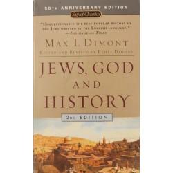 Jews, God and History - Max I. Dimont