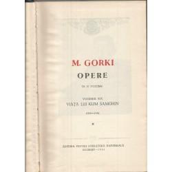 Opere vol. 19 (Viata lui Klim Samghin) - Maxim Gorki