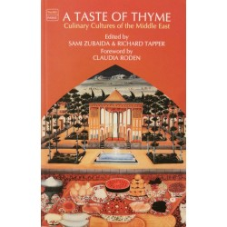 A taste of thyme - Sami Zubaida, Richard Tapper (editors)