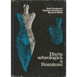 Harta arheologica a Romaniei - Emil Condurachi, Vladimir Dumitrescu, Mircea D. Matei