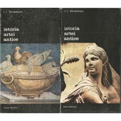 Istoria artei antice (vol. 1 +2) - J. J. Winckelmann