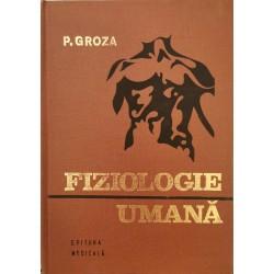 Fiziologie umana - P. Groza