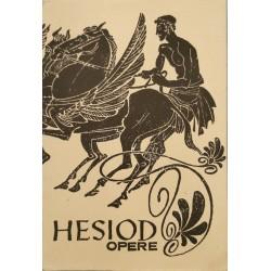 Hesiod: Opere
