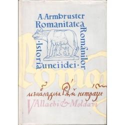 Romanitatea romanilor - Adolf Armbruster
