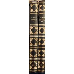 Germinal (vol. 1 + 2, ed. Prietenii cartii) - Emile Zola