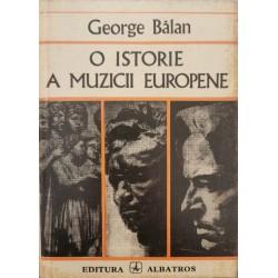 O istorie a muzicii europene - George Balan