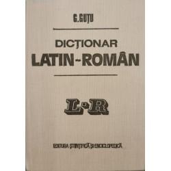 Dictionar Latin-Roman - G. Gutu