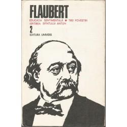 Gustave Flaubert - Opere complete (vol. 2, editia critica)