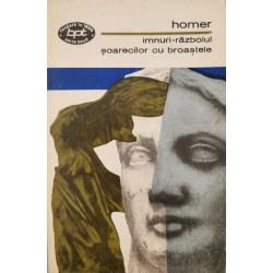 Imnuri. Razboiul soarecilor cu broastele - Homer