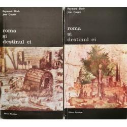 Roma si destinul ei (Vol. 1 + 2) - Raymond Bloch, Jean Cousin