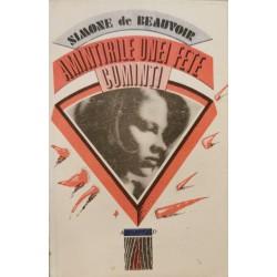 Amintirile unei fete cuminti - Simone de Beauvoir