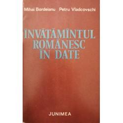 Invatamintul romanesc in date - Mihai Bordeianu, Petru Vladcovschi