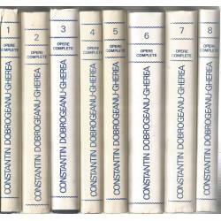 Opere complete (vol. 1 - 8) - Constantin Dobrogeanu Gherea