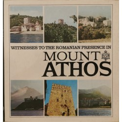 Witnesses to the Romanian presence in Mount Athos - Virgil Candea, Constantin Simionescu