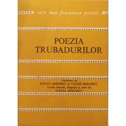 Poezia trubadurilor (Antologie de poezii)