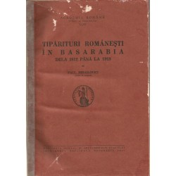 Tiparituri Romanesti in Basarabia - Paul Mihailovici
