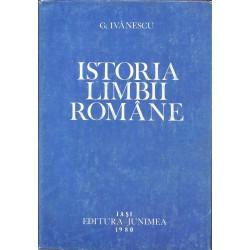 Istoria lmbii romane - Gheorghe Ivanescu