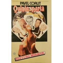 Quinta sparta - Pavel Corut