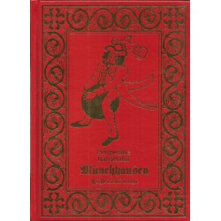 Peripetiile Baronului Munchhausen (ed. Prietenii cartii, Ilustratii de Gustav Dore)